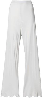 Erika Cavallini High-Waisted Trousers