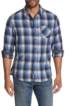 Flag & Anthem Rowe Long Sleeve Plaid Shirt