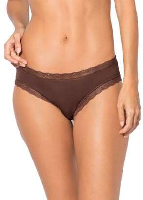 Smart & Sexy Womens Micro Cheeky Panty, 2 Pack
