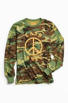 Division Of Labor Cash Only Long Sleeve Tee