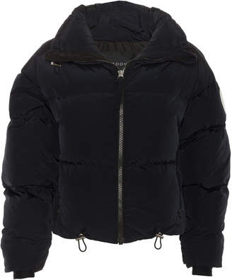 Cordova Mont Blanc Quilted Shell Down Bomber Jacket