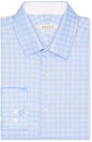 Perry Ellis Very Slim Soft Gingham Dress Shirt