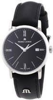 Maurice Lacroix Women's EL1084-SS001-310 Eliros Analog Display Analog Quartz Black Watch