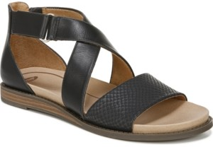 Dr. Scholl's Women's Koa Ankle Strap Dress Sandals Women's Shoes