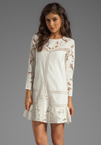 Juicy Couture Romantic Lace Dress