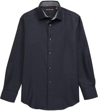 Michael Kors Textured Dress Shirt