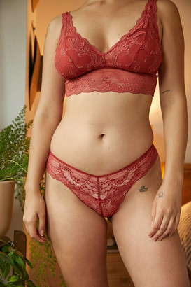 Cosabella X Out From Under Lace Thong