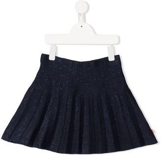 Billieblush Pleated Mini Skirt