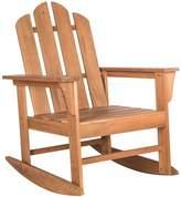 Safavieh Outdoor Moreno Patio Rocking Chair