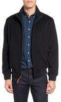 GoldenBear Golden Bear Funnel Neck Wool Varsity Jacket
