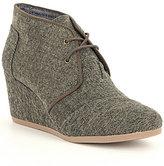 Toms Desert Wedge Chukka Boots