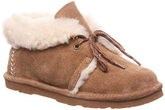 BearPaw Womens Juliette Water Resistant Winter Boots Flat Heel