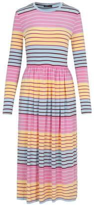 Stine Goya Joel Dress in Stripes