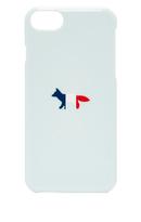 MAISON KITSUNÉ Tricolor Fox iPhone 7 Case