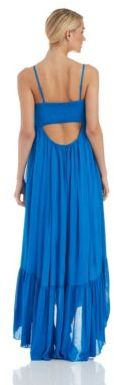 Free People Knot Accented Maxi Dress