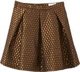Jacadi Macaron Metallic Skirt