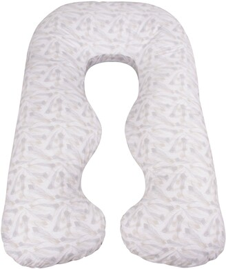 Leachco Back 'N Belly Chic Contoured Pregnancy Support Pillow