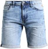 Blend of America TWISTER FIT Denim shorts mid blue