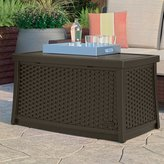 Suncast Deck Storage Coffee Table