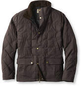 L.L. Bean L.L.Bean Upcountry Waxed-Cotton Down Jacket