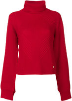 Versace roll neck jumper