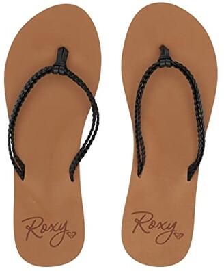 Roxy Cabo Costas (White) Women's Sandals