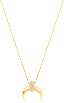 Charm & Chain Collection Sonora Necklace, Crystal