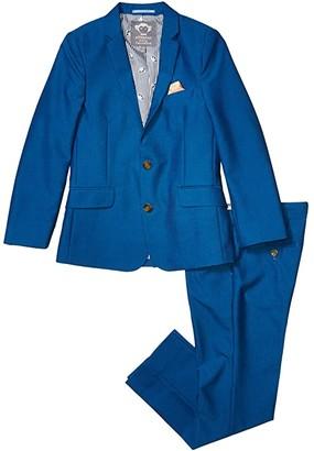 Appaman Kids Two-Piece Mod Suit (Toddler/Little Kids/Big Kids) (Skydiver) Boy's Suits Sets