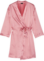 Cosabella Silk-Satin Robe