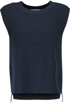Helmut Lang Ribbed cotton sweater
