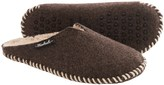 Woolrich Felt Mill Fleece-Lined Scuff Slippers (For Men)