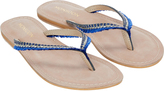 Monsoon Clemmy Coloured Toe Post Sandals