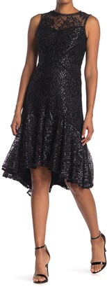 Taylor Lace High/Low Dress