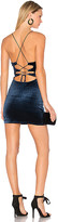 NBD Lauren Bodycon Dress in Blue. - size L (also in M)