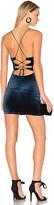 NBD Lauren Bodycon Dress in Blue. - size L (also in S)