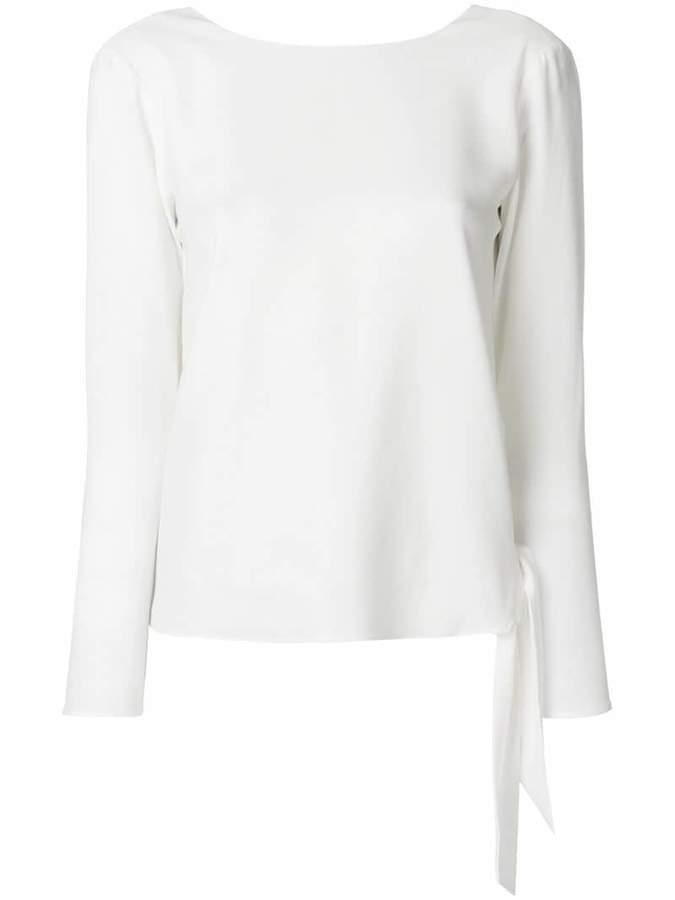 Polo Ralph Lauren long sleeved ribbon top