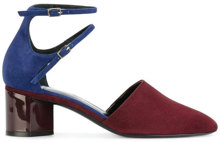Pierre Hardy double strap pumps