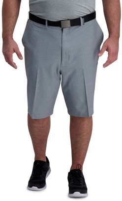 Haggar Big & Tall Active Series Straight-Fit Performance Utility Shorts