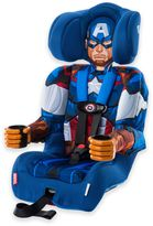 KidsEmbrace® Captain America Combination Booster Car Seat in Blue
