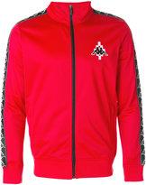 Marcelo Burlon County of Milan X Kappa zipped sports jacket