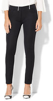 New York & Co. The Audrey Pant - Slim Leg - Solid - Tall