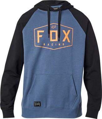 Fox Racing Men's Crest Fleece Hoody Medium