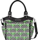 Petunia Pickle Bottom City Carryall in Playful Palm Springs Diaper Bag