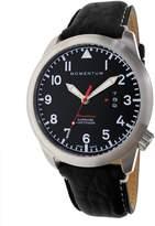 Momentum Men's 1M-SP18BS2B Analog Display Swiss Quartz Black Watch