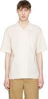 Undecorated Man Off-white Pocket Shirt