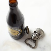 Williams-Sonoma Williams Sonoma Novelty Handheld Bottle Opener, Skull