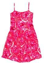 Thakoon Floral Print Knee-Length Dress