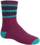 Smartwool Hike Stripe Socks - Merino Wool, Crew (For Little and Big Kids)