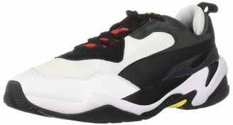 Puma Men's Thunder Sneaker Black-high Risk 7.5 M US
