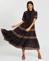 Free People Rare Feeling Maxi Dress